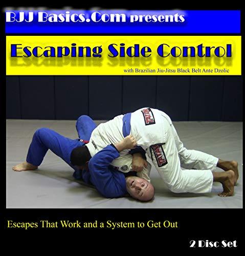 BJJ Basics Escaping Side Control