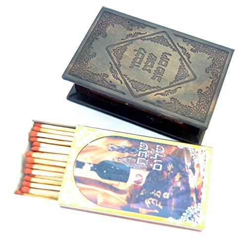 Wooden Matchbox - 3