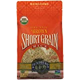 Lundberg Family Farms Organic Short Grain Brown Rice, 32-Ounce (Pack of 6)