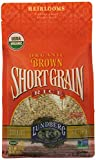 Lundberg Family Farms Organic Short Grain Brown Rice, 32-Ounce (Pack of 6)