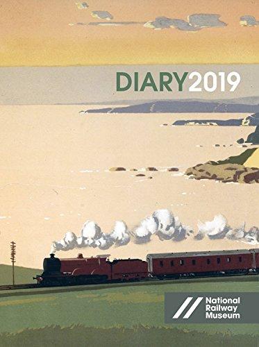 Railways Pocket - National Railway Museum Pocket Diary 2019