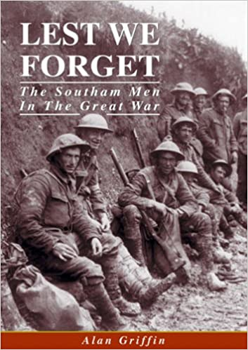 Lest We Forget: The Southam Men in the Great War