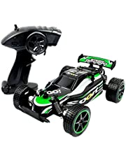 deAO RC High Speed Off-Road Racing Car 2.4Ghz Remote Control 1:2 Race Vehicle 25 km/h Speed