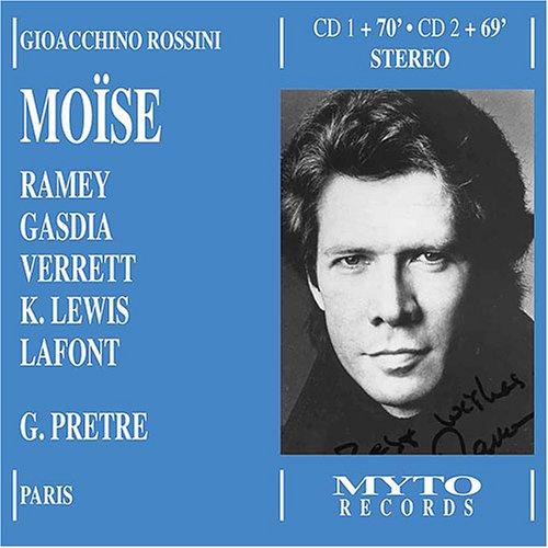 Rossini: Moïse