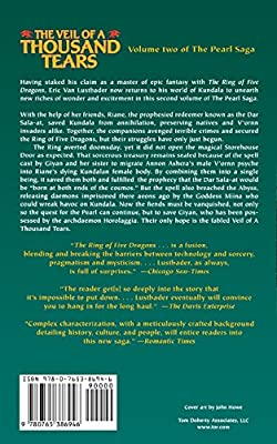 Veil of a Thousand Tears: Eric Van Lustbader: Amazon com: The Book