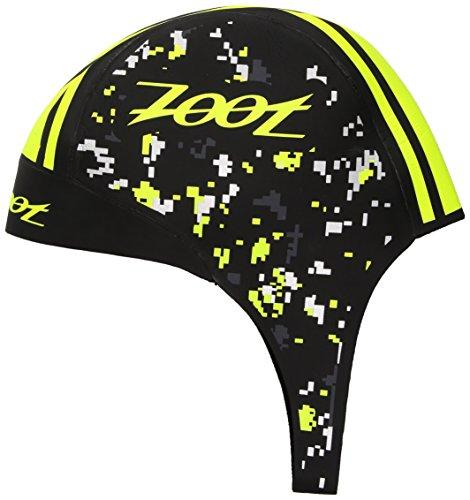 Zoot Sports Swimfit Unisex Neoprene Swim Cap Yellow - Zoot Cap