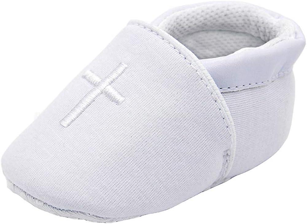 Baby Boys' Premium Soft Sole Infant Prewalker Toddler Sneaker Shoes