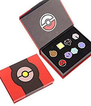 Cordon Anime Pokemon League Jeu Badge Gym 57nOiF9xB