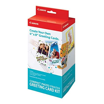 canon create your own 4x8 greeting cards - Create Your Own Greeting Card