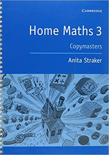 Book Home Maths Pupil's Book 3: Photocopiable Masters