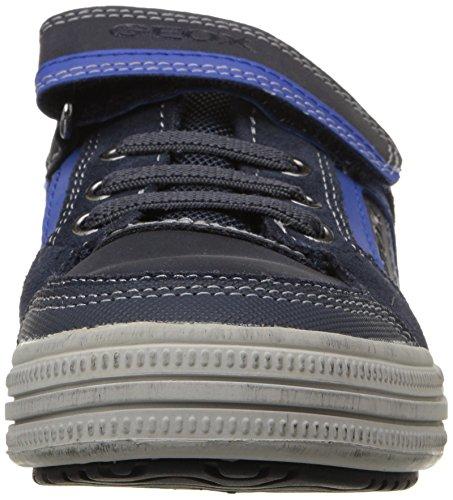 Geox Jr Elvis D, Zapatillas para Niños Blau (NAVY/ROYALC4226)