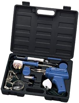 230 V accesorios para soldadura - se incluyen 30 W soldador, 100 W los dos con pistola ...