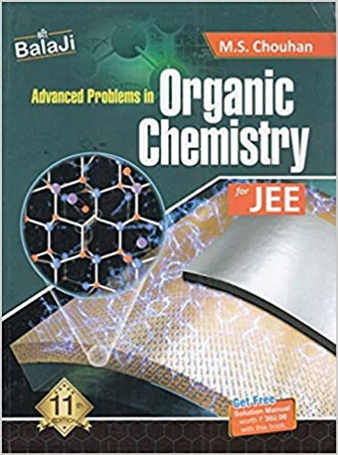 Ms Chauhan Organic Chemistry Book Pdf