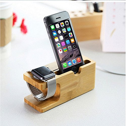 Apple-Watch-StandBamboo-Wood-Charging-Bracket-Docking-Station-StockCradle-Holder-for-iPhone-7-and-iwatch-Series-1-and-2-of-38mm-42mm-