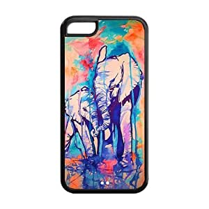 CSKFUCustomiz Aztec Elephant Back Cover Case for iphone 6 5.5 plus iphone 6 5.5 plus