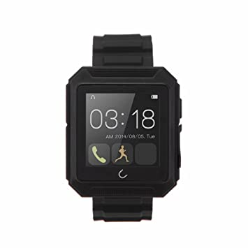 U Watch U TERRA Bluetooth BT4.0 Reloj Inteligente 1.54