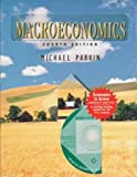 Macroeconomics with EIA Version 4.0, Parkin, Michael, 0201380544
