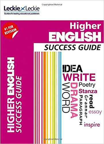 cfe higher english success guide success guide amazon co uk cfe higher english success guide success guide amazon co uk iain valentine leckie and leckie 9780007554409 books
