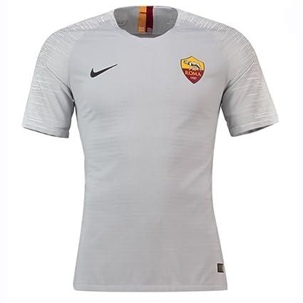 5340f765a4c90 Amazon.com : Nike 2018-2019 AS Roma Away Football Soccer T-Shirt ...
