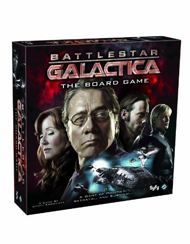 Battlestar Galactica the board game with free storage bag