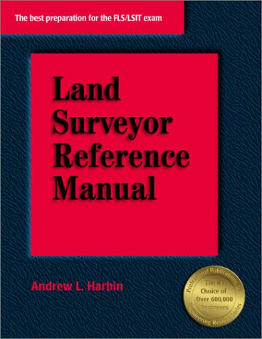 Land Surveyor Reference Manual