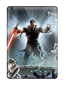 High Impact Dirt/shock Proof Case Cover For Ipad Air (star Wars) by icecream design