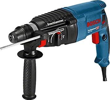 Bosch Professional Bohrhammer GBH 2-26 F (830 Watt, Wechselfutter SDS-plus, Schlagenergie: 2,7 J, im Koffer) 06112A4000