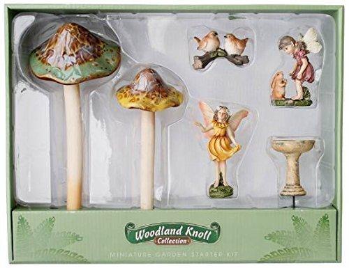 Marshall Woodland Knoll Collection Fairy Mushroom Collection