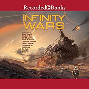 Infinity Wars Audiobook