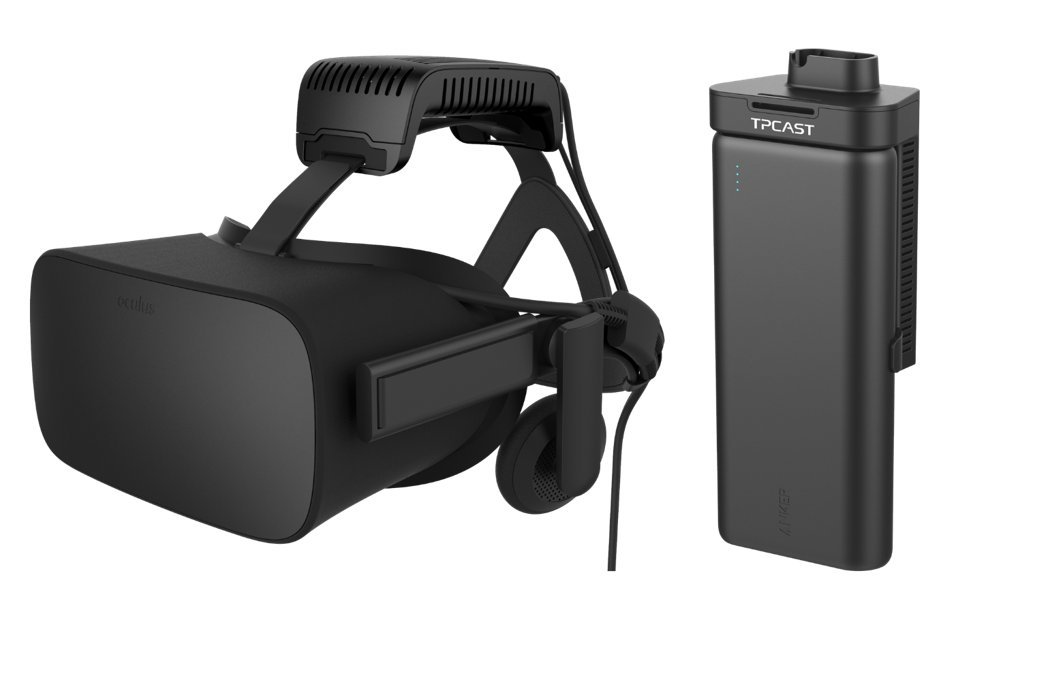 TPCast Wireless adapter for Oculus Rift , Black - Electronic Games by TPCast