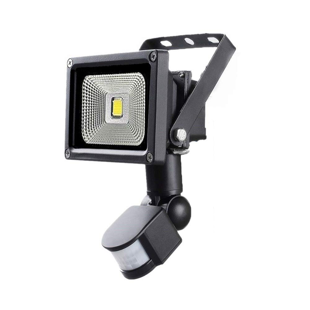 Sensor de movimiento Led Flood Light 10W 20W Impermeable Ip65 ...