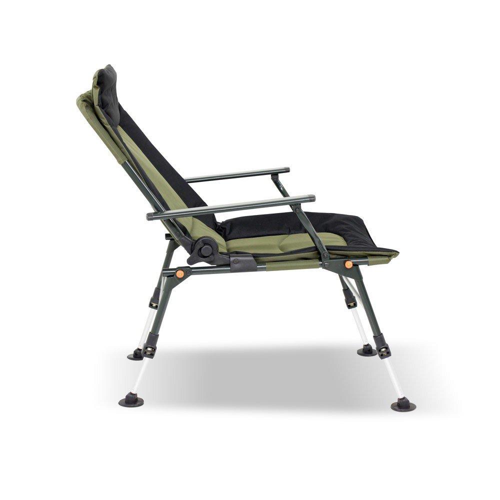 Lucx/® Angelstuhl Like a Sultan//Karpfenstuhl//Carp Chair//Stuhl mit Armlehnen