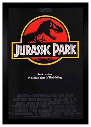 Jurassic Park Framed Poster C2-1064