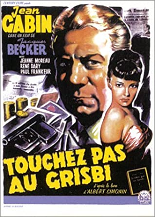 Jean Gabin --Lino Ventura dieulois