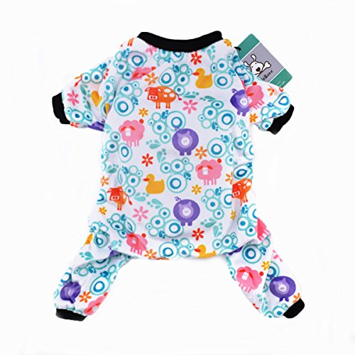 CuteBone Small Dog Pajamas