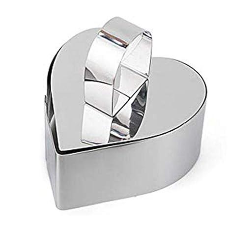 Amazon.com: AT27clekca - Juego de 2 moldes para repostería ...
