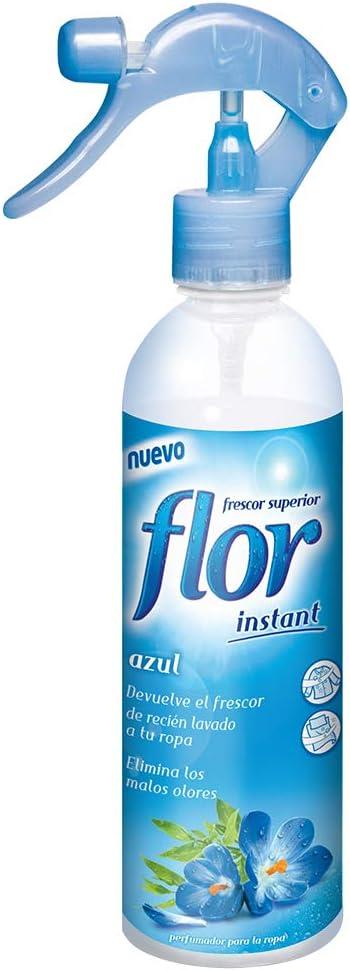 Flor Instant Azul Perfumador para la Ropa - 345 ml: Amazon.es ...