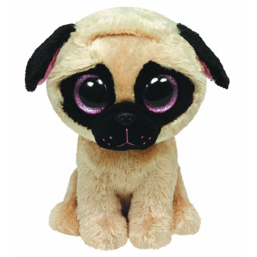 0a1d81bcfe0 Ty beanie babies - pugsly the pug dog the best Amazon price in ...