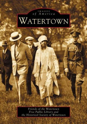 Watertown  (MA)   (Images of America)