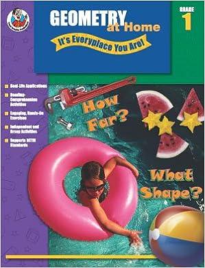 Téléchargez kindle books gratuitement androidGeometry at Home - It's Everyplace You Are!, Grade 1 CHM