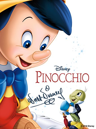 Pinocchio (1940) (Theatrical Version) ()