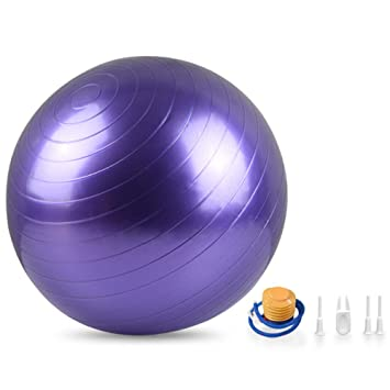 Health Fitness Yoga Ball 5 Color Práctico Antideslizante ...