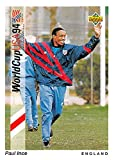 paul ince - Paul Ince trading card (Soccer Football England) 1993 Upper Deck World Cup #79