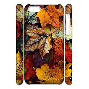 YAYADE Phone Case Of Maple leaves for iPhone 5C