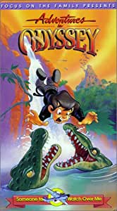 Amazon Com Adventures In Odyssey Someone To Watch Over Me Vhs Ken C Johnson Mike Joens Movies Amp Tv