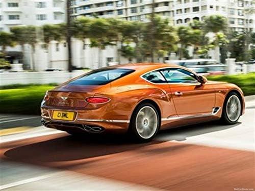 Amazon Com Bentley Continental Gt V8 2020 Poster 18 X 24 Bentley Continental Gt V8 2020 Print Posters Prints