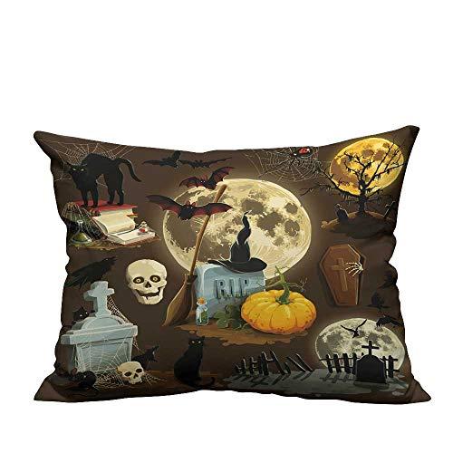 YouXianHome Home Decor Pillowcase Clip Art s for