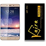 Kaira Premium 2.5D curved edges 0.33mm Pro+ Tempered Glass Screen Protector For Coolpad Note 3 / Coolpad Note 3 Plus (Clear HD)