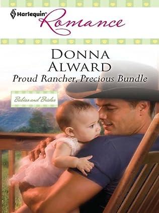 book cover of Proud Rancher, Precious Bundle