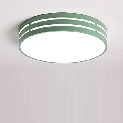 Ceiling Lights Ceiling Lights & Fans Living Room Lamp Led Ceiling Lamp Simple Modern Childrens Room Lamp Round Personality Creative Lighting